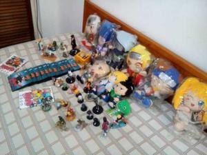Naruto Coleccion, Figuras, Reloj, Peluches, Mangas,