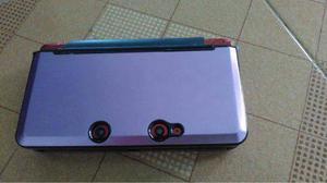 Nintendo 3ds Con R4 Caja Y Accesorios