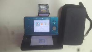 Nintendo 3ds Con Todos Sus Accesorios Y Mas
