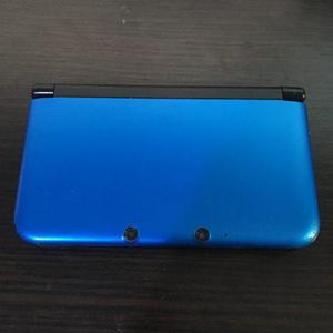Nintendo 3ds Xl Azul + Juegos + Pokemon + Microsd