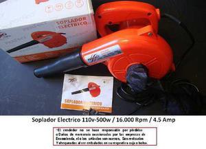 Sopladora Aspiradora Electrica 500w Marca Perfect Sop-03