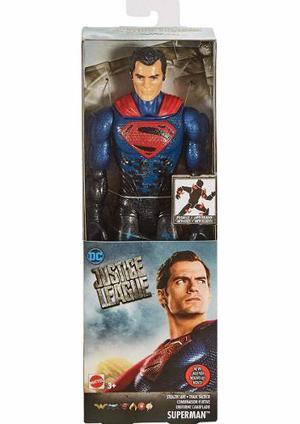 Supermán Figura De 30 Cm Articulado Marca Mattel Original