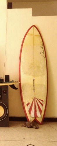 Tabla De Surf Quad Fish 6.0