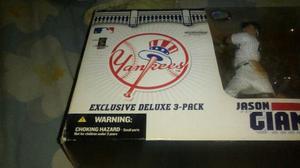 Tripack Figuras Yankees New York