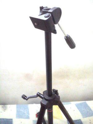 Trípode Para Cámara Fotográfica Y Video