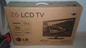 Tv Lcd 26 Marca Lg Como Nuevo