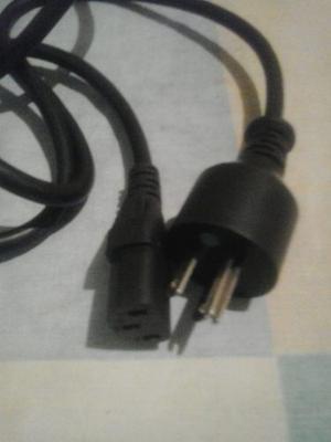 Cable De Corriente De Pc