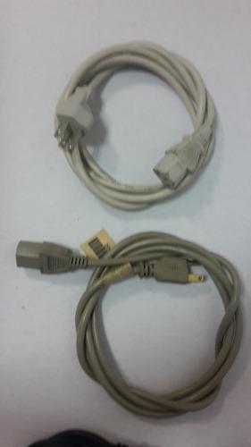 Cables De Corriente Pc O Monitor Varias Medidas