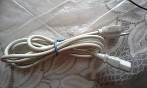 Cables De Poder Usados De Tres Pines Para Pc