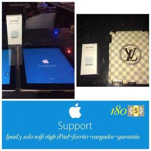 Ipad 3 De 16 Gb Wifi