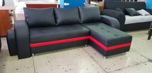 Juegos De Muebles De Semi Cuero Nuevas De Fabrica