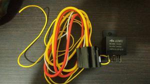 Rele Relay Cortacorriente Alarma, Gps Tracker