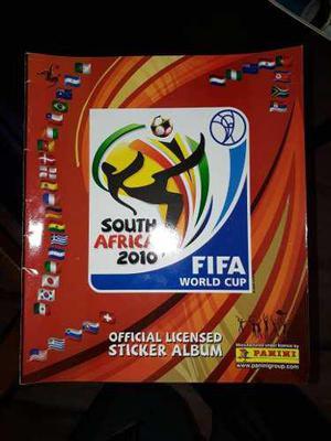 Album Mundial De Futbol South Africa 2010 Totalmente Lleno