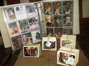 Album Nba Coleccionables 80' 90'