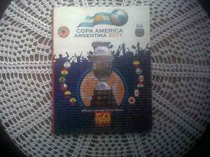 Album Panini, De La Copa América 2011, Le Faltan 83