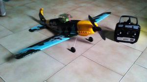 Avión Electrico Aeromodelismo Con Control Remoto