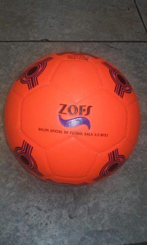 Balon De Futbol Sala Y Futbolito Marca Zofs