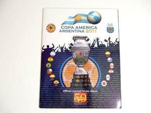 Barajitas Del Álbum Panini De La Copa América Argentina
