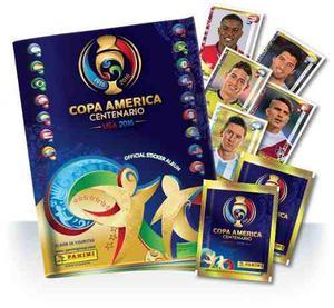 Barajitas Del Álbum Panini De La Copa América Centenario
