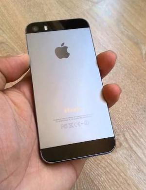 Celular Apple Iphone 5s 16gb - Space Gray - Impecable