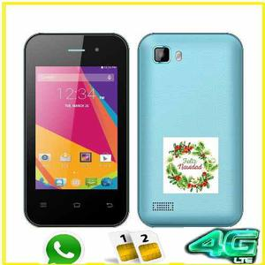 Celulares Android Dual Sim 4g Doble Camara Flash