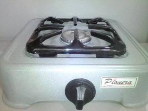 Cocina A Gas De 1 Hornilla Marca Pionera