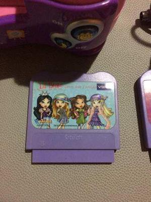 Consola Nintendo Vtech Vsmile + 2 Juegos