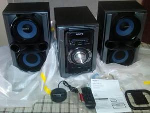 Equipo De Sonido Sony Mhc Ec78pi