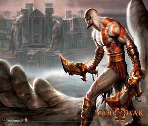God Of War Ps2 Play 2 Coleccion Y Otros Juegos