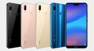 Huawei P20 Lite Todos Los Colores Disponibles