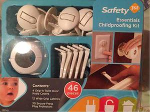 Kit De Seguridad Para Bebés 46 Pzas