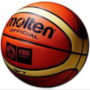 Molten Balón Basket Baloncesto Gf7 Semi Cuero Ss99
