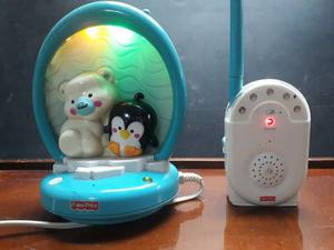 Monitor Radio Para Bebes Fisher Price