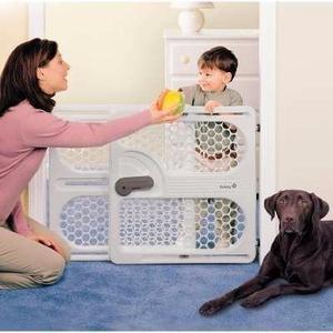 Puerta De Seguridad Para Niños O Mascotas Safety. Nueva