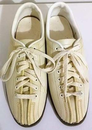 R E M A T E!! R E M A T E!! Zapatos Bowling Unisex Usados 38