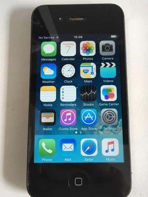 Telefono Celular Iphone 4s Usado 16gb Barato 60 No 5s