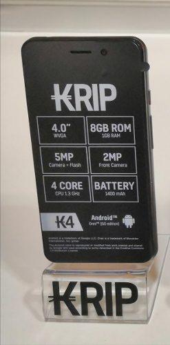 Telefono Celular Krip K4