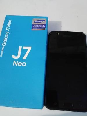 Telefono Celular Samsung Galaxy J7 Neo Doble Sim Nuevo
