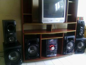 Urgente Equipo De Sonido Sony