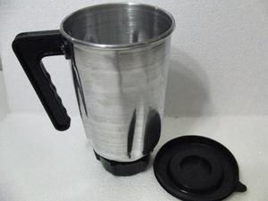 Vaso De Licuadora Oster De Aluminio Con Tapa Y Rosca