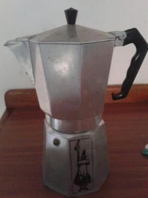 Cafetera Greca De Aluminio Para 12 Tazas