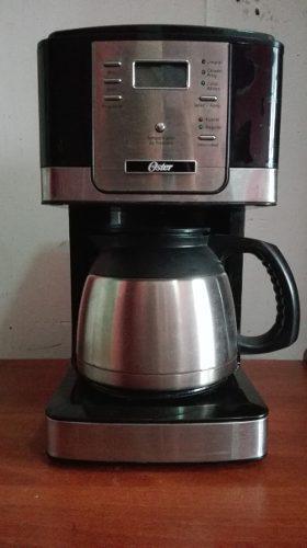 Cafetera Oster Vaso De Aluminio 8 Tazas
