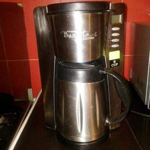 Cafetera Starbucks Coffe (8 Tazas) Edicion Especial Barista