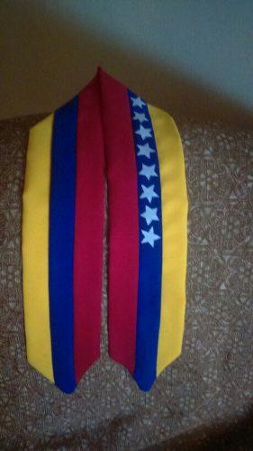 Estolas De Venezuela Con Sus Estrellas.