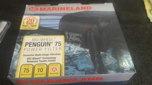 Filtro Cascada Marineland 75 Gph Acuarios Peceras R20