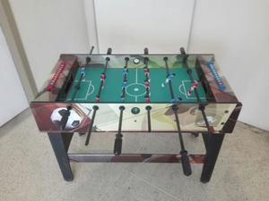 Mesa De Futbolito Mediana Usada Para 2 Personas