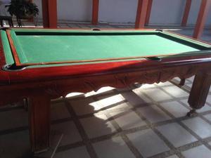 Mesa De Pool Y Billar Nueva