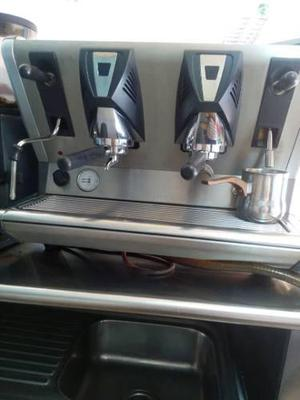 Máquina Cafe 2 Cuerpos San Marcos Mod.s100 Cafetera