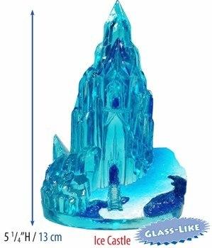 Penn Plax Adorno Castillo De Frozen, 13 Cms