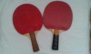 Raquetas Ping Pong - Tenis De Mesa